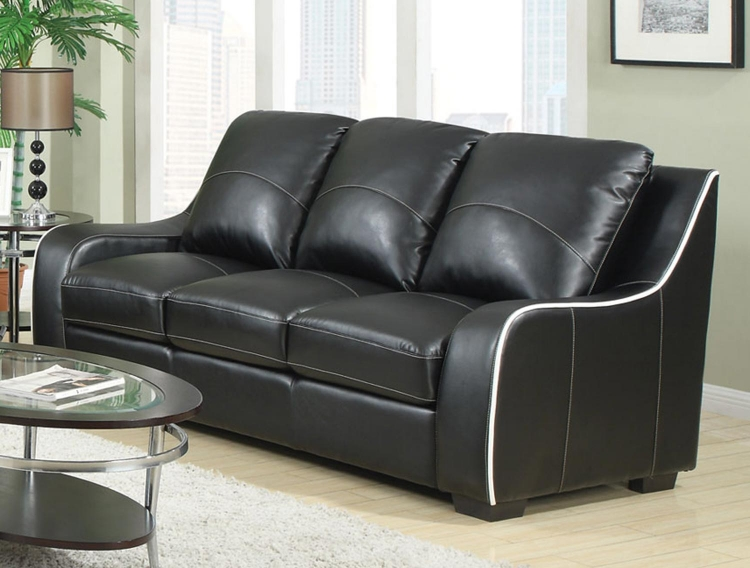 Myles Sofa - Black