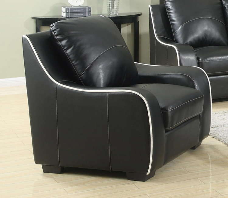 Myles Chair - Black - Coaster