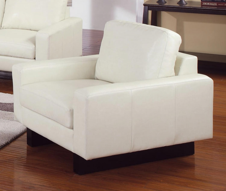 Ava Chair - Cream - Coaster