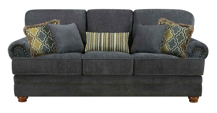 Colton Sofa - Smokey Grey - Coaster