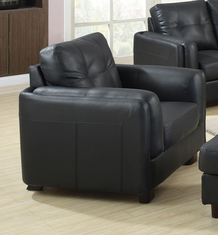 Sawyer Chair - Black - Coaster