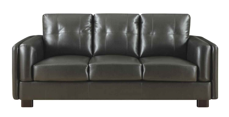 Sawyer Sofa - Charcoal - Coaster