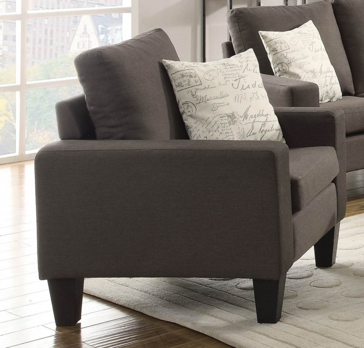 Bachman Chair - Grey