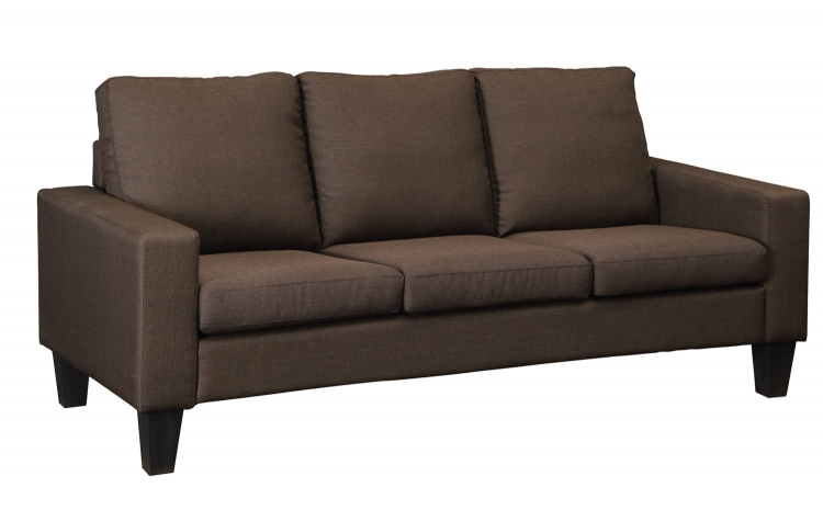 Bachman Sofa - Chocolate