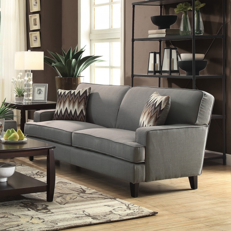 Finley Sofa - Cement
