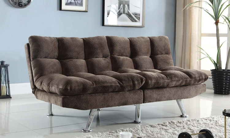 505127 Sofa Bed - Brown