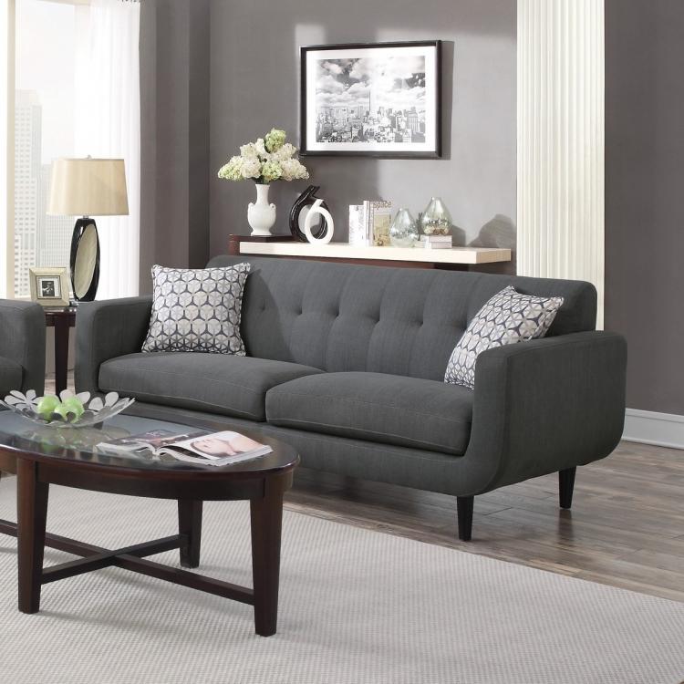 Stansall Sofa - Grey