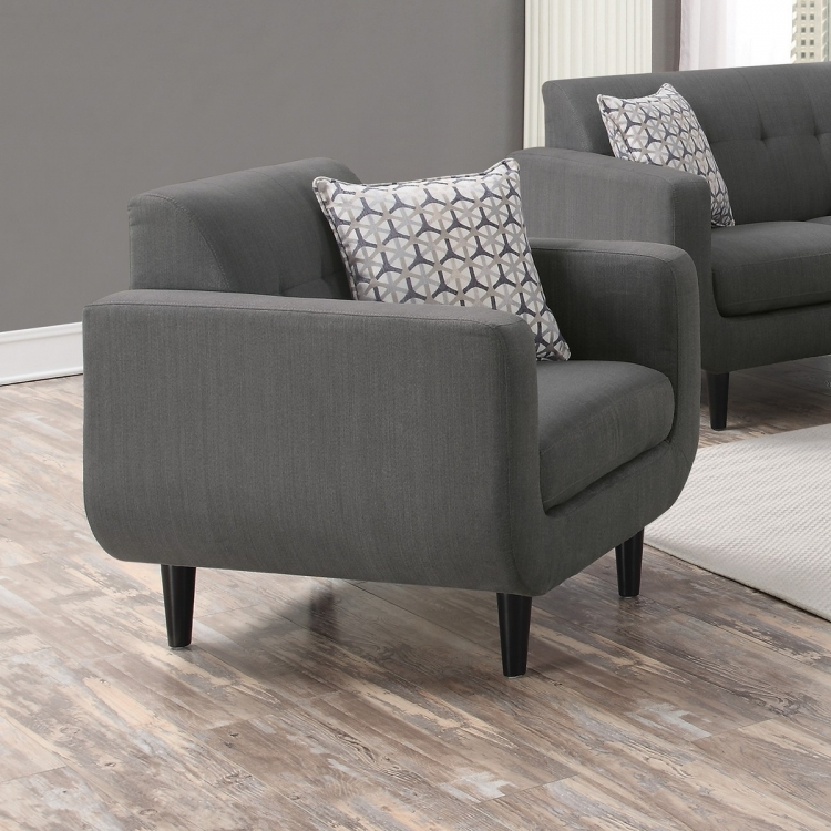 Stansall Chair - Grey