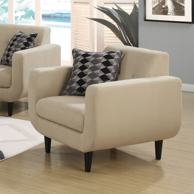 Stansall Chair - Ivory