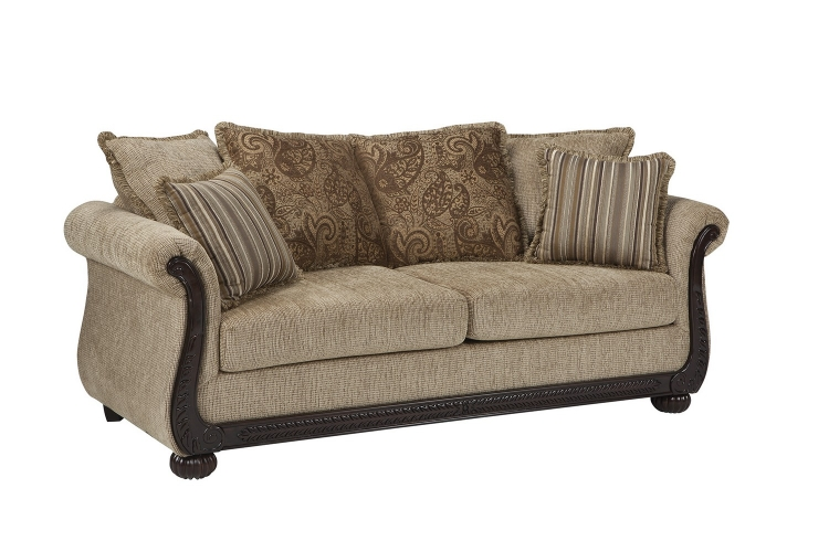Beasley Sofa - Brown