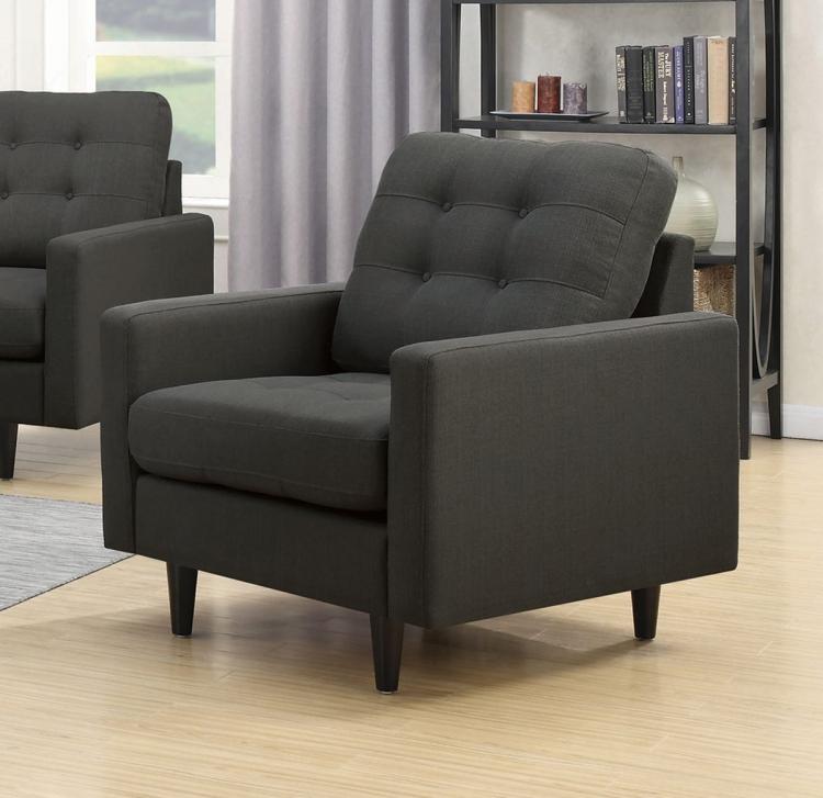 Kesson Chair - Charcoal