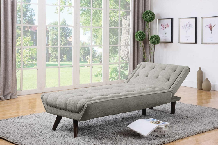 Natalia Chaise - Dove Grey