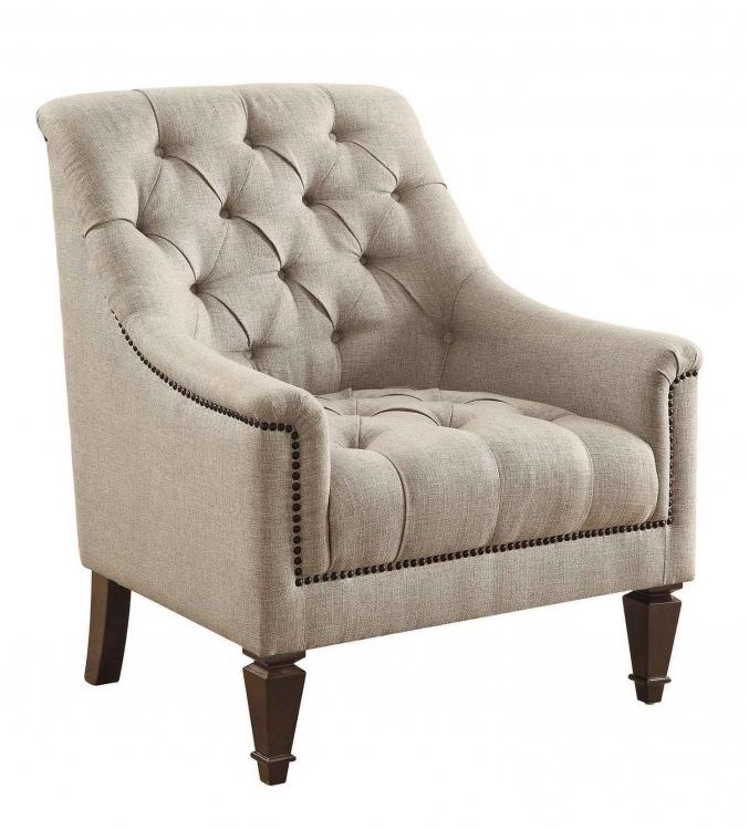 Avonlea Chair - Stone Grey