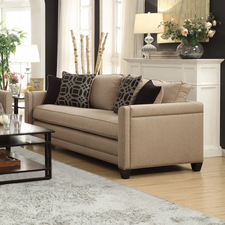 Pratten Sofa - Wheat
