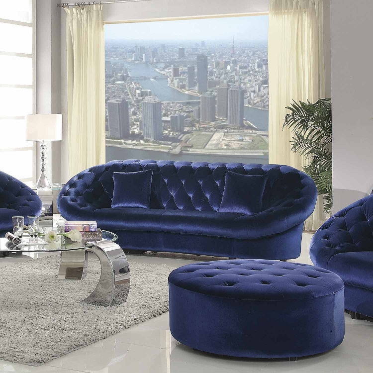 Romanus Sofa - Royal Blue