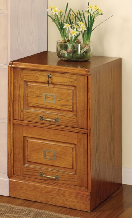 Palmetto Two Drawer File Cabinet - Coaster