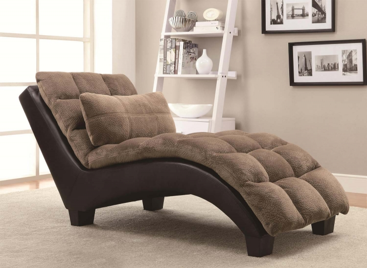550008 Chaise - Two-Tone