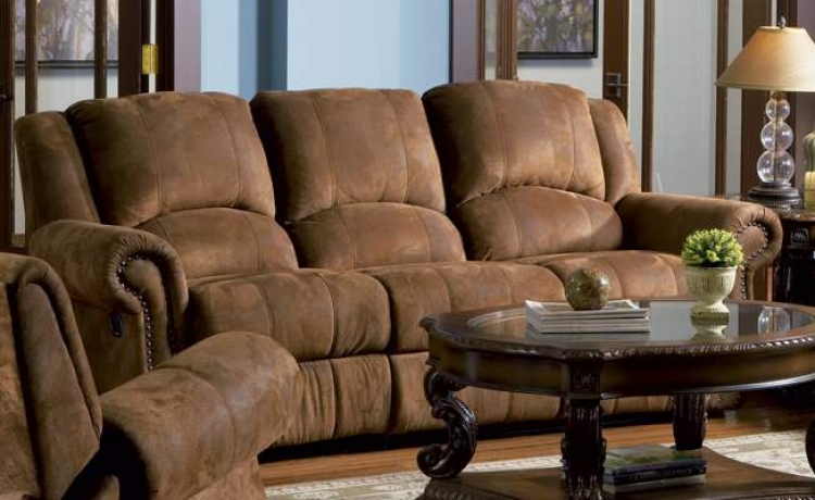 Rawlinson Double Reclining Sofa - Coaster