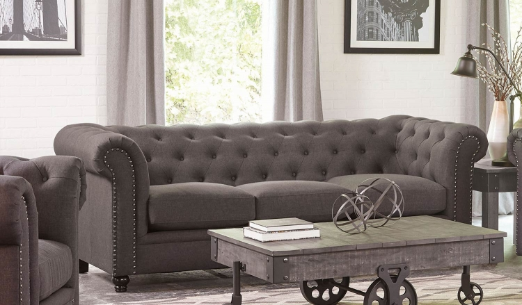 Roy Sofa - Grey
