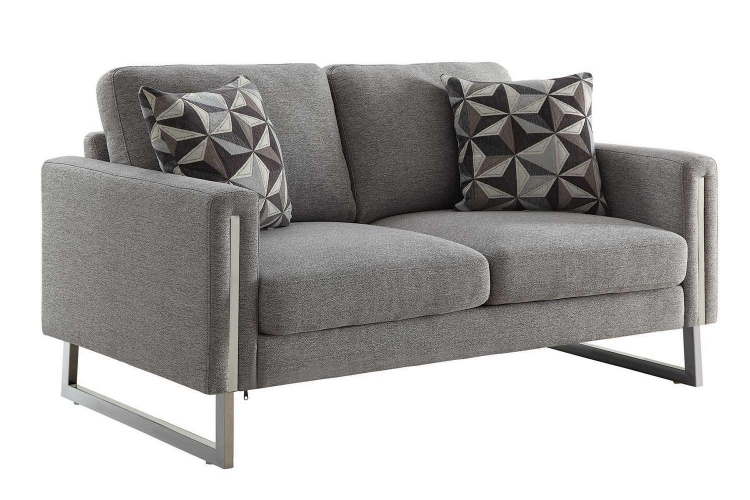 Stellan Loveseat - Grey