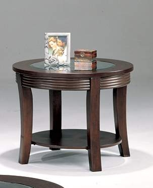 Simpson End Table - Coaster