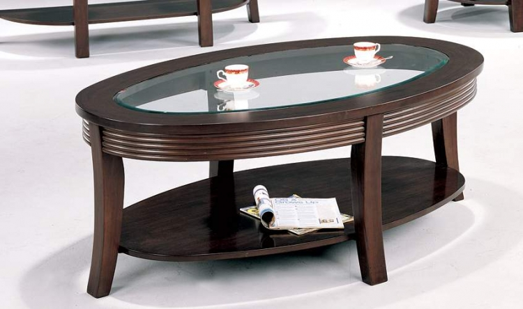 Simpson Coffee Table - Coaster