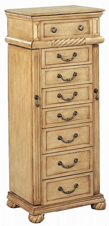 5557 Jewelry Armoire - Coaster