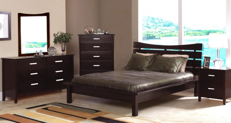 Stuart Platform Bedroom Set - Coaster