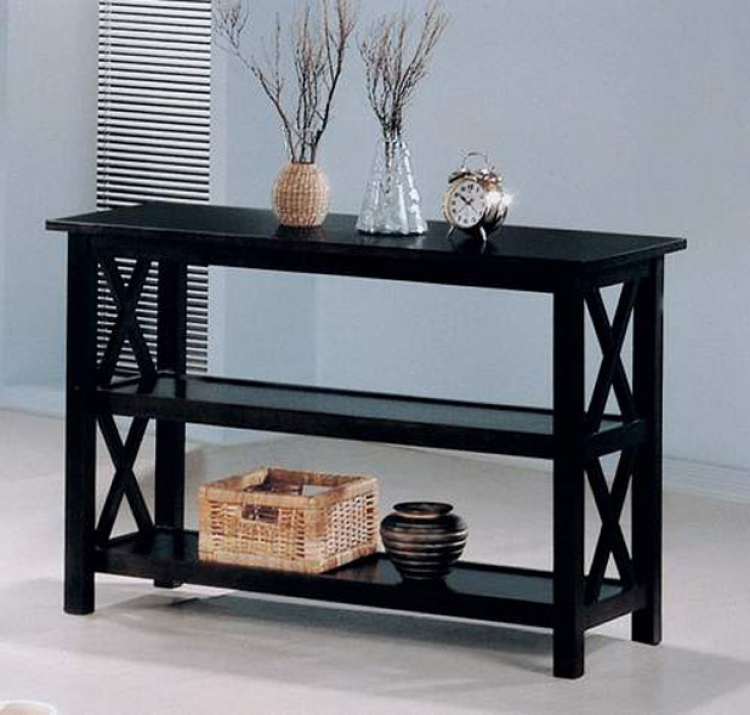 Briarcliff Sofa Table - Cappuccino