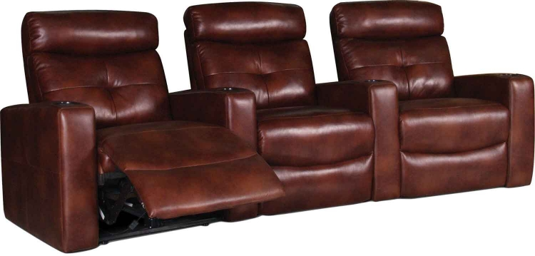 Palmer Living Room Set - Tri-Tone Brown - Coaster