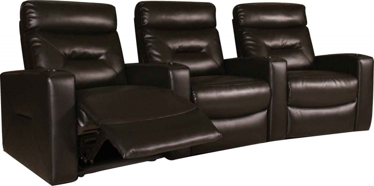 Casey Living Room Set - Dark Brown - Coaster
