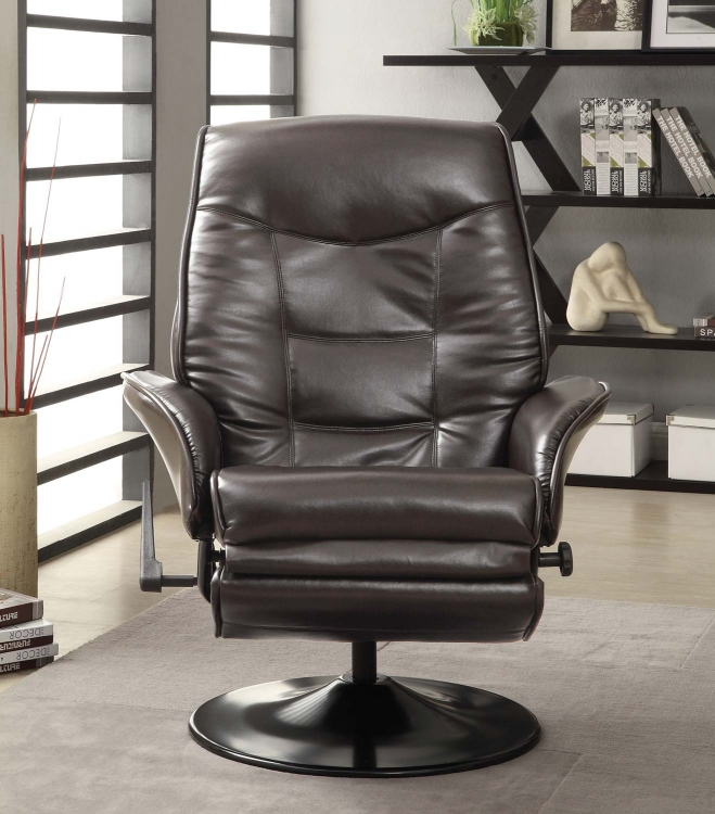 600294 Recliner - Brown