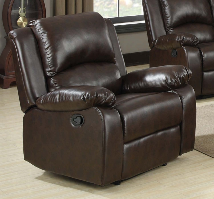 Boston Recliner - Brown