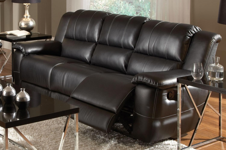 Lee Motion Sofa - Black