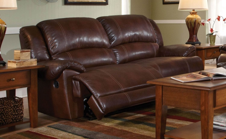 Mackenzie Motion Sofa - Brown