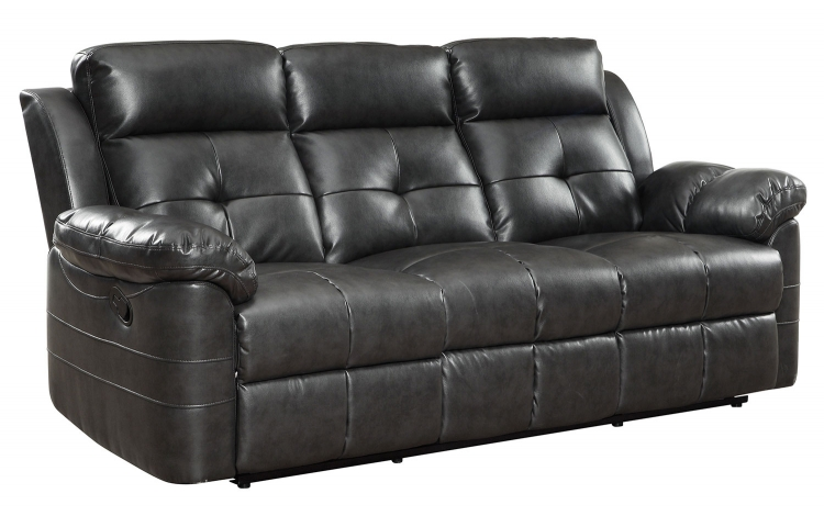 Keating Motion Sofa - Charcoal