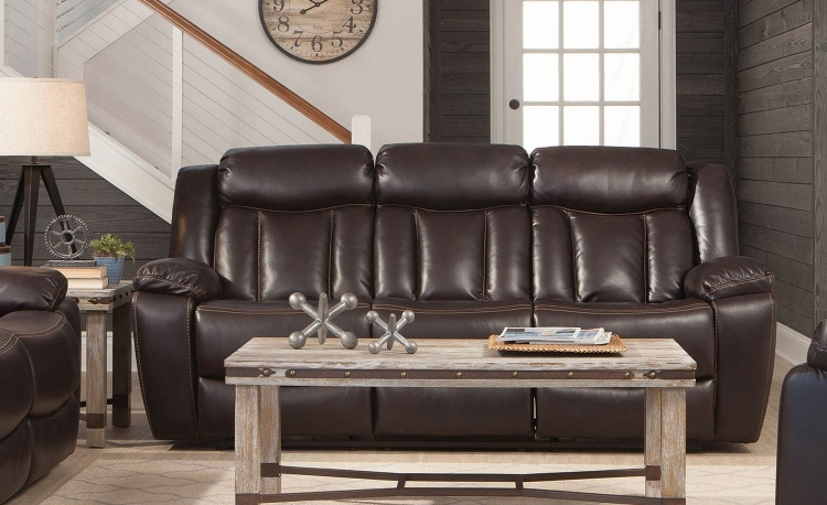 Bevington Motion Sofa - Chocolate
