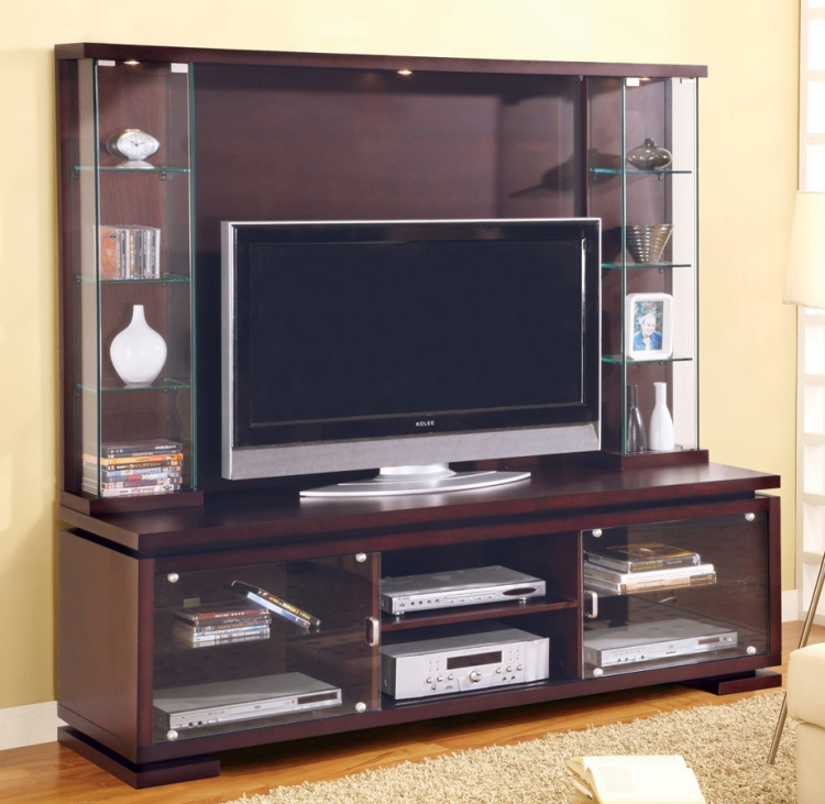 700173 Entertainment Wall Unit - Coaster