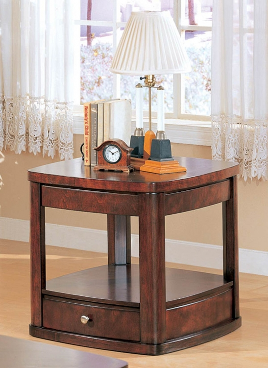 Evans End Table