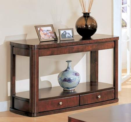 Evans Sofa Table