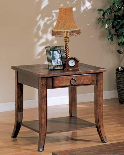 Franklin End Table - Coaster