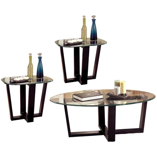 Howard 3 Piece Occasional Set
