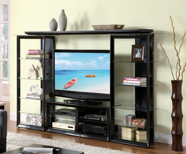 700311 Entertainment Wall Unit - Coaster