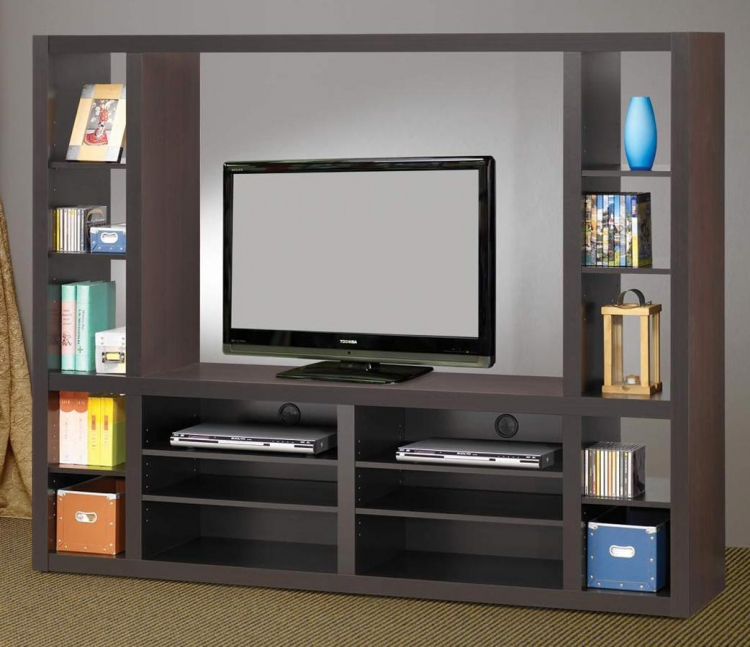 700620 Entertainment Unit Entertainment Center