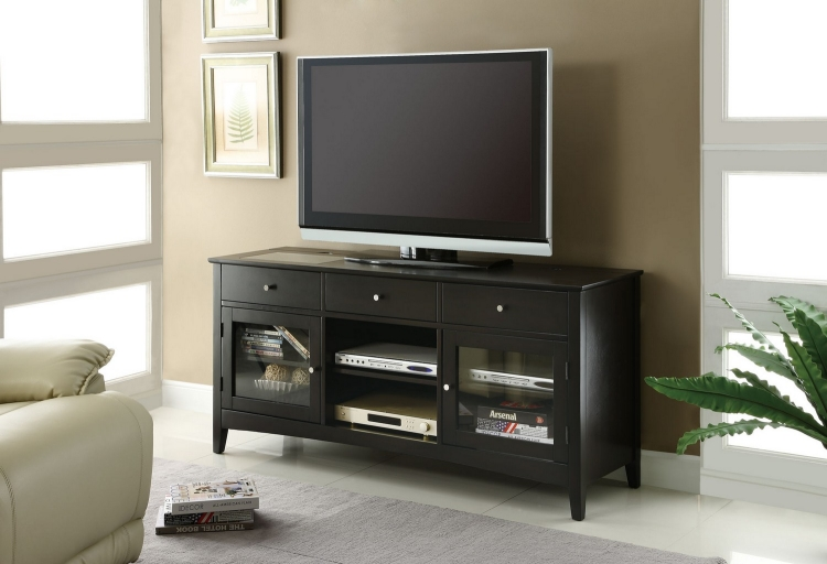 700694 Connect-it TV Console - Cappuccino