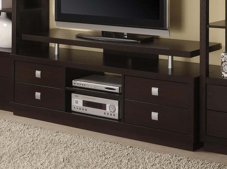 700696 TV Console - Cappuccino
