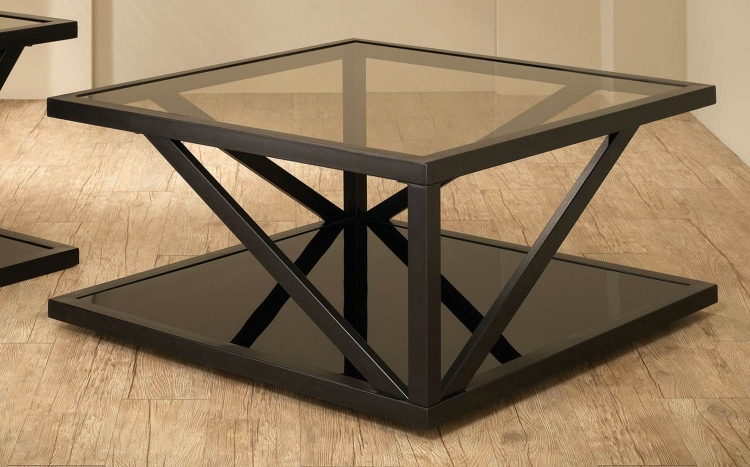700768 Coffee Table - Black