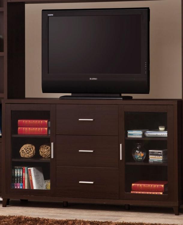 700881 TV Console - Cappuccino