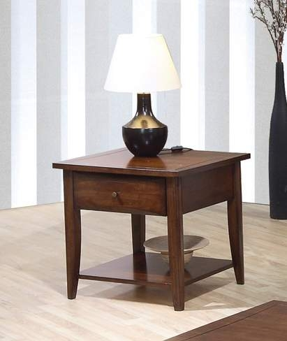 Whitehall End Table