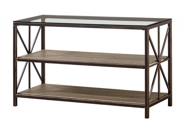 Avondale Sofa Table - Charcoal